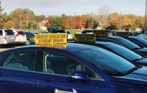Taking a right turn into Driver's Education