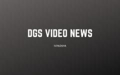 Video News: Nov. 16, 2018
