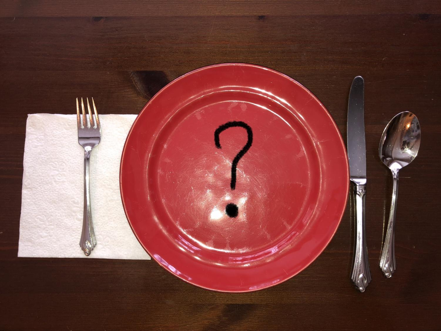 What's going to fill your plate?