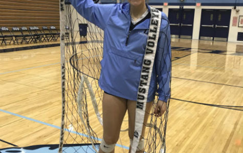 Senior Lucy Dumford commits division I to play volleyball