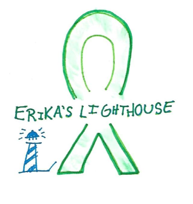 Erika's Lighthouse is a non-profit organization that is built for supporting children and teenagers who suffer mental illnesses.