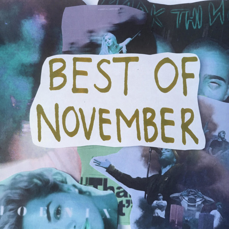 November brought many great albums including