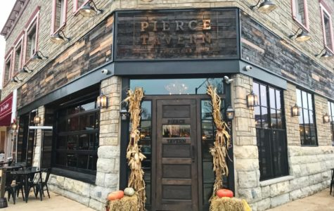 Pierce Tavern: Filled with delicious food and rich history