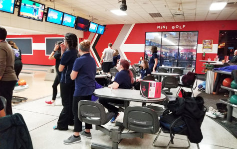 Striking a new bond: Hayduck and Petersen join the bowling staff
