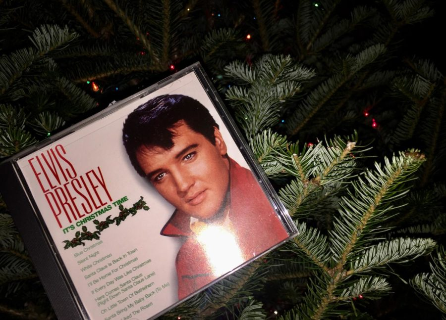 Elvis+Presley%27s+Christmas+CD.