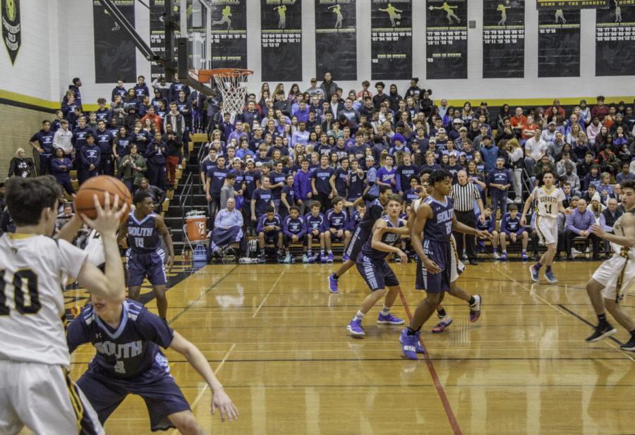 Varsity boys basketball 2018-19