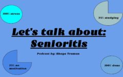 Let's talk about: senioritis