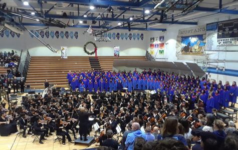 D99 students perform annual holiday concert