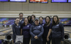 DGS bowling team strikes down their competition