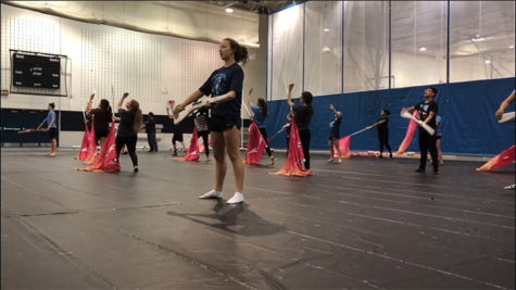 Winter guard seeks redemption after disappointing season