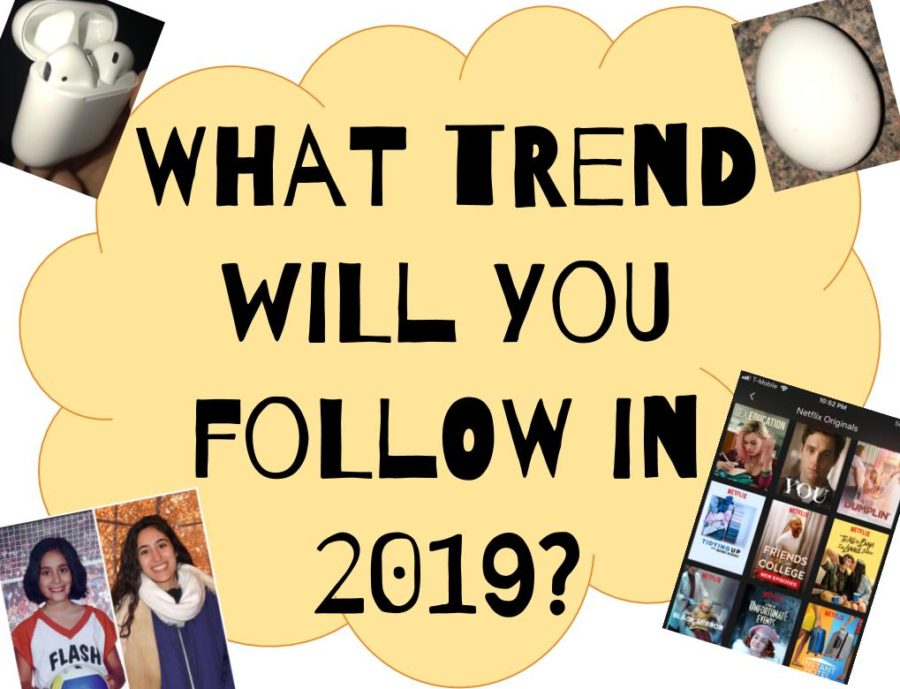 2019 is already full of fun and flirty trends, the question is which one will you follow?