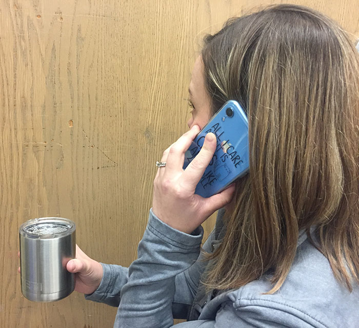 Parents now can receive phone calls two times a day if their student is not in class.