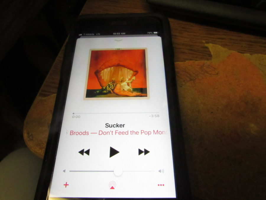 Broods new album Dont Feed The Pop Monster is one you shouldnt really have in your music library.
