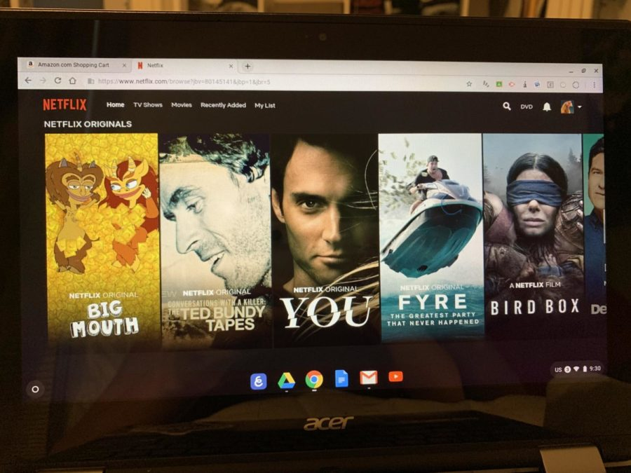 What Netflix Original are you?