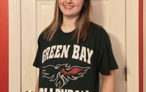 As of Dec. 16, junior Addy Karmik has committed to play division I volleyball at the University of Wisconsin Green Bay.
