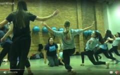Dance club Orchesis prepares for first dance showcase