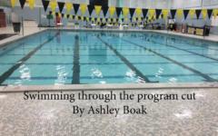 Swimming through the program cut