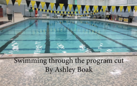 The cut of aquatic clubs at Hinsdale South and Hinsdale Central will affect the DGS swimming team greatly in many ways.