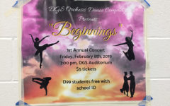 The Orchesis club dances their way into the spotlight