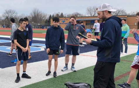 Caldwell appointed head track coach after long run with DGS program