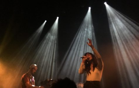 The Aces: March 11, Lincoln Hall
