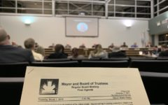 Village of Woodridge bimonthly board meeting passes rezoning resolution
