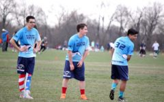 Ultimate frisbee seeks redemption after loss at state