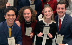 Comedy central: Tate captures state title for speech