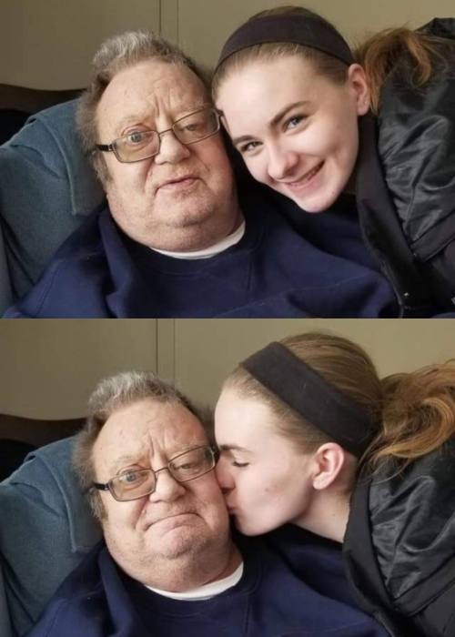 Senior Bailey McCoy left school for three weeks in order to attend and speak at the grandfather's funeral. March 17, 2019 commemorated the one-year anniversary of his death.