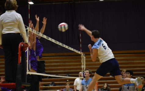 Volleyball Q&A with senior Max Hlavin