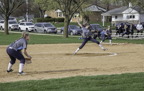 Freshman girls' softball puts up a fight against OPRF