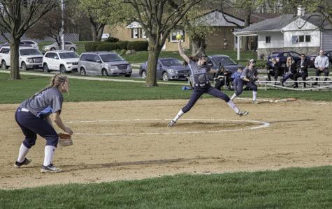 Freshman girls' softball puts up a fight against OPRF