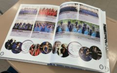 Yearbook distribution begins Wed. May 15 in cafeteria