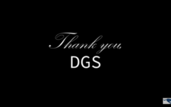A final thank you to Downers Grove South