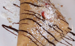 Plateia's crepes are a gift from the Greek gods