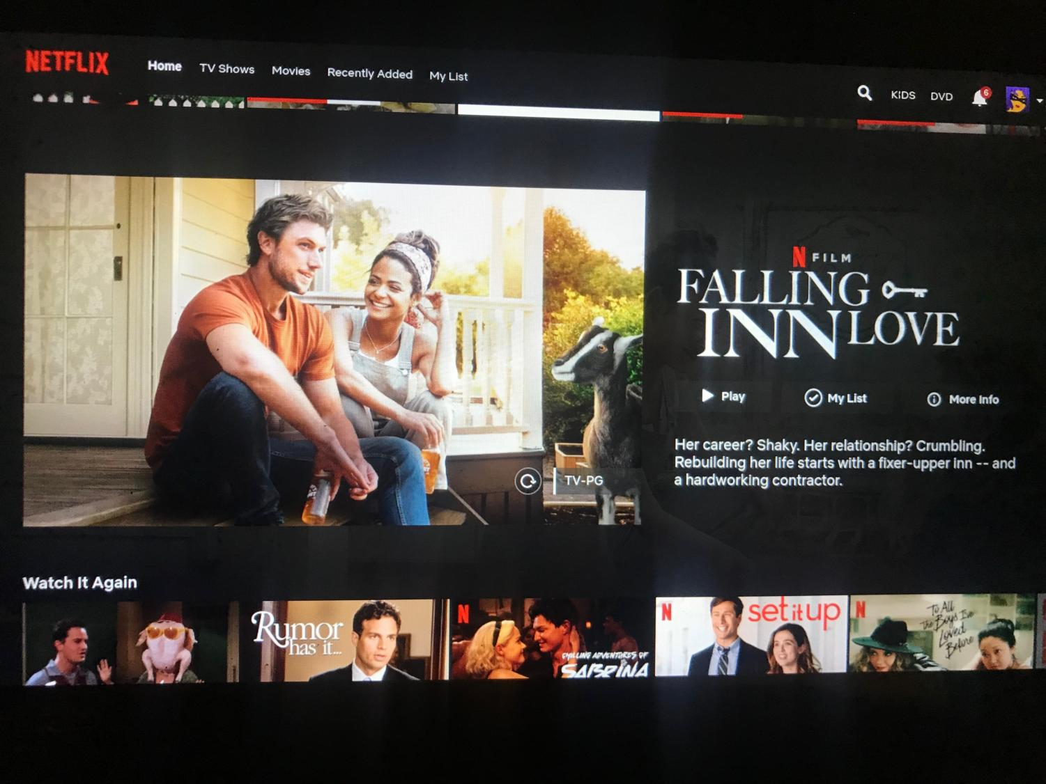 Netflix's latest attempt at a romance movie falls flat on its face.