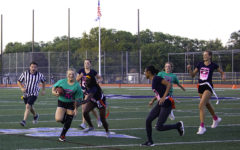 Powder-puff football recapped