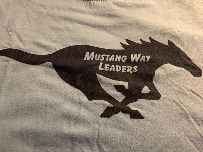 The Mustang Way lessons begin on Monday with the topic of time management.