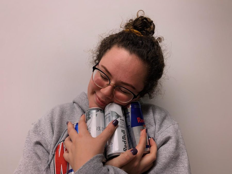 Many of my friends are slightly repulsed by my Red Bull habit, but I can't seem to put the drinks down.
