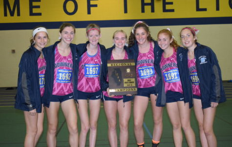Girls cross country team takes first at regional meet