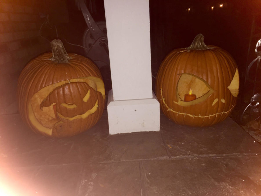 My+family+takes+Halloween+very+seriously%2C+focusing+on+every+detail+all+the+way+down+to+our+jack-o-lanterns.