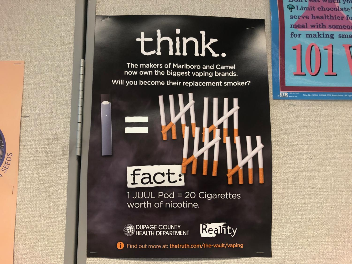 The DGS community reflects on how a possible vape ban will impact students.