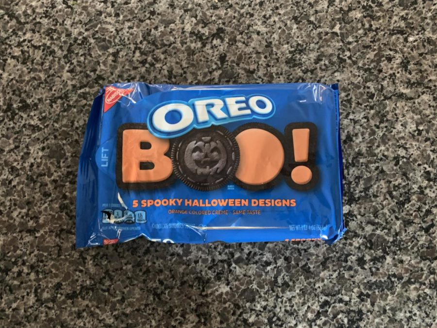 Halloween+Oreos+are+a+perfect+fall+treat%2C+especially+for+an+Aries.