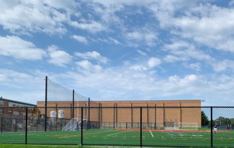 Sports teams will utilize the new turf field this week during upcoming games.
