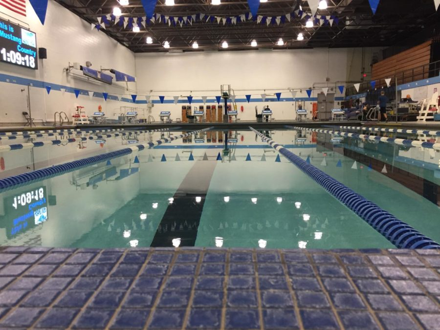 The painful pool that students are forced to enter during gym class.