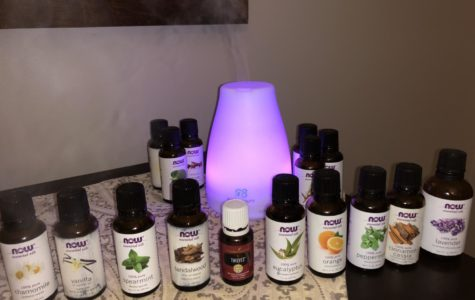 Top Ten Tuesday: Essential Oils