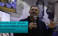 Slowikowski speaks for Red Ribbon Week