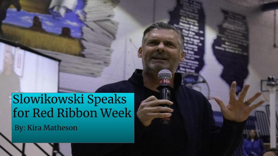 Motivation speaker Eddie Slowikowski discusses how to achieve your life goals