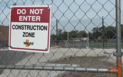 Construction affects students and staff