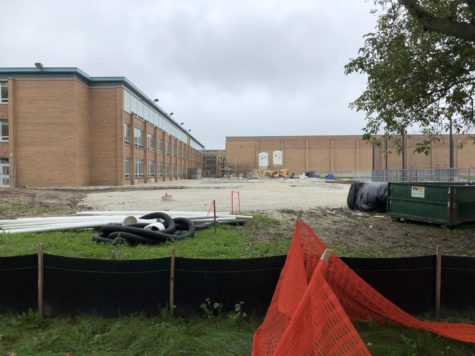 DGS referendum construction is 'more than on time'